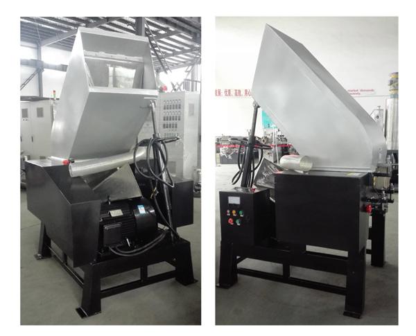 Personalizar la máquina de la trituradora de plástico.